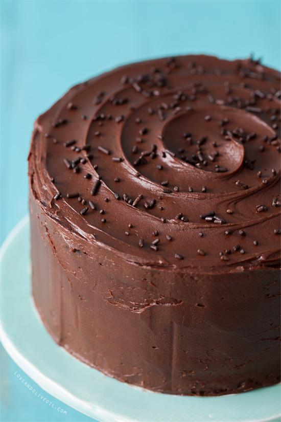 7 layer chocolate fudge cake recipe